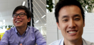 Tim and Jonathan - cofounders of Airtasker