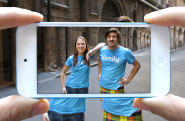 Matthew and Katrin co-founders of Vimily