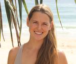 Hollie Gordon - founder of Milaana