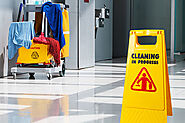 Office cleaning services in Sydney CBD