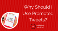 Ask Mandy Q&A: Why Should I Use Promoted Tweets? - ME Marketing Services, LLC