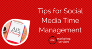 Ask Mandy Q&A: Tips for Social Media Time Management - ME Marketing Services, LLC