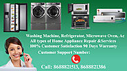 Whirlpool Washing machine Service Center in Tilak Nagar