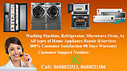 Whirlpool Washing Machine Service Center in Dombivli