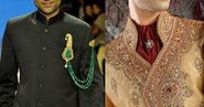Indian Wedding Accessories for Groom, Traditional Western Wedding Accessories for men | WeddingPlz