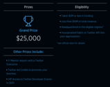 Twitter Announces Worldwide Startup Contest, 'Hatch'