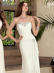 Buy Destination Wedding Dresses in UK