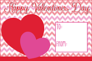 Free Printable Valentines Day 2016 Cards For Wishing