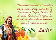 Happy Easter Quotes 2016 - Happy Easter Sayings 2016