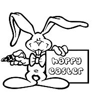 Happy Easter Coloring Pages | Easter Coloring Images & Pictures