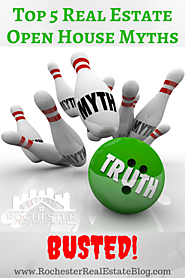 Real Estate Open House Myths - BUSTED!