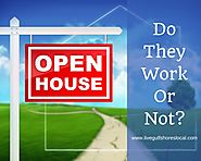 Why Open Houses Don't Work For Home Sellers