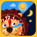 Interactive Telling Time Lite - Learning to tell time is fun By GiggleUp Kids Apps And Educational Games Pty Ltd