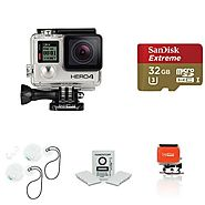 GoPro HERO4 SILVER Wave Bundle