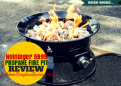 Heininger 5995 Propane Fire Pit Review