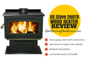 US Stove 2007B Wood Heater Review