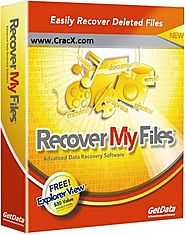 Recover My Files License Key Crack & Keygen Full Download