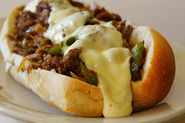 Slow Cooker Philly Cheese Steak Sandwiches