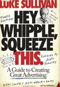 HEY WHIPPLE - SQUEEZE THIS by SULLIVAN, L., 2008 - Audrey Dahmen & Céline Mergan