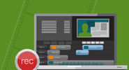 Capture, edit, and share your ideas with TechSmith Camtasia