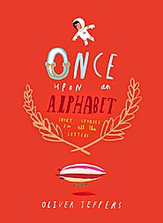 Children's Book Review, Once Upon an Alphabet