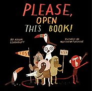 Please Open This Book reviewed in Nine Special Picture Books for Kids