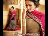 The Designer Lehengas For Women collection of 2015