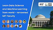 Data Science and Machine Learning: Making Data Driven Decisions