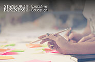 Stanford GSB Executive Education Design Thinking: For Young Innovators