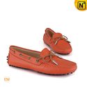 Women Leather Tods Moccasin Shoes CW314029