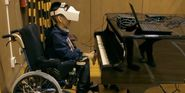 WATCH: How A Boy With Disabilities Played A Piano With Just His Eyes