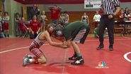 Boy Helps Brother With Cerebral Palsy Take on Wrestling