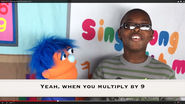 Multiply By 9 - Sing Along School (Flocabulary Cover)