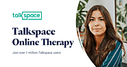 Talkspace - #1 Rated Online Therapy, 1 Million+ Users