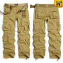 Mens Cargo Hiking Pants Work Trousers CW100014