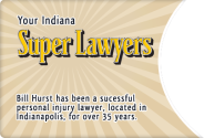 William Hurst - Indianapolis Accident and Injury Lawyer | Personal Injury Lawyer | Indianapolis, IN