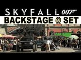 Skyfall | BACKSTAGE | Set | James Bond 007 | Daniel Craig | Kino