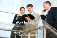 Working Visa Australia
