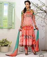 Myriad Pattern of Suit Designs to bring out the Diva in you!