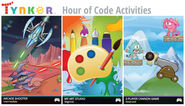 Tynker Hour of Code
