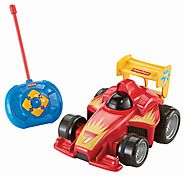 Fisher-Price My Easy RC Vehicle (Ages 3 to 6)