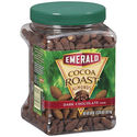 Emerald® Cocoa Roast Dark Chocolate Almonds - 38 oz Jar