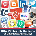 HOW TO: Tap Into the Power of Cause Awareness Days