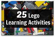 25 Lego Learning Activities