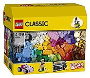 LEGO Classic Creative Box - Ages 4 and up