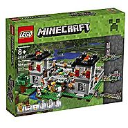 LEGO Minecraft The Fortress - Ages 8 and up