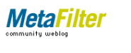 MetaFilter | Community Weblog