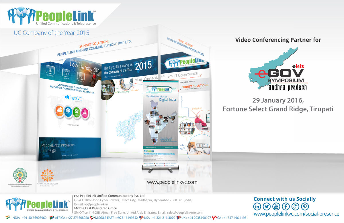 Headline for Video conferencing - Events