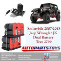 Smittybilt - Windshield Hinges - Jeep Accessories - Autopartstoys.com