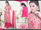 Get the best appearance with Party Wear Designer Salwar Suits